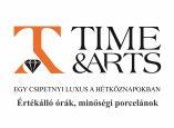 Time and Arts kedvezmények