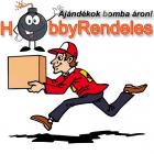 HobbyRendeles - Ajándék webáruház kuponkódok